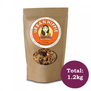 Bag of Urban Hippie Trail Mix Granola