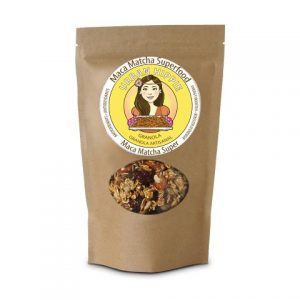 Granola-cereal-urban hippie-maca macha superfood