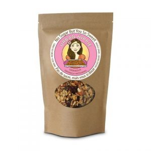 Bag of Urban Hippie No Sugar But You So Sweet Granola